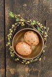eggs золотистое Стоковое Изображение