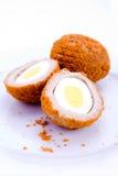 eggs шотландское Стоковые Фотографии RF