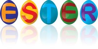 eggs эстер Стоковые Фото