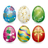 Eggs. This graphic is decoration eggs Stock Photos