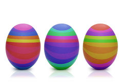 Eggs. Some colorful eggs for easter Royalty Free Stock Images