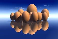 Eggs 23 Stock Photo