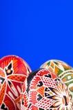 The eggs Stock Photo