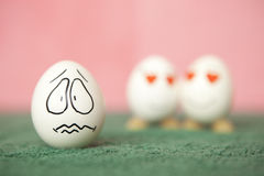 Eggs. Royalty Free Stock Photos