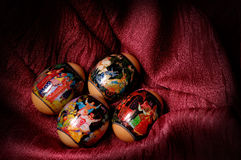 Eggs 3. Easter eggs still-life royalty free stock images