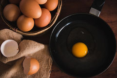 Free Eggs Royalty Free Stock Photography - 54285277