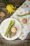 Easter breakfas Stock Photos