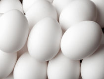 Eggs background Stock Images