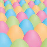 Eggs background Royalty Free Stock Photography