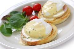 Free Eggs Benedict Stock Photography - 16703902