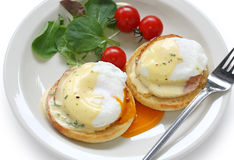 Eggs Benedict Royalty Free Stock Photography