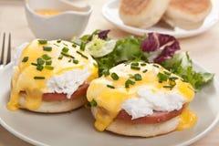 Free Eggs Benedict Royalty Free Stock Photos - 38308478