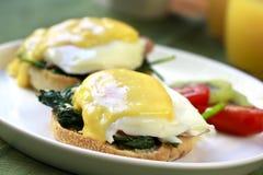 Free Eggs Benedict Stock Photo - 9755600