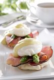 Eggs Benedict Royalty Free Stock Image
