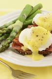 Eggs Benedict Stock Photos