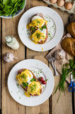 Eggs Benedict Stock Images