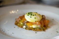 Eggs benedict Royalty Free Stock Photos