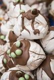 Eggs Benedict Recipe royalty free stock image
