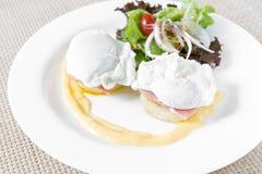 Eggs Benedict Stock Images