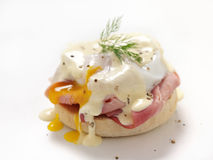 Eggs Benedicts Stock Photography