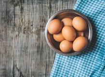 Eggs Stock Photography