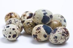 Eggs codorniz Imagens de Stock