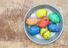 Eggs easter Stock Photography