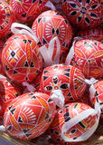 Eggs, Easter market, Prague, Czech republic Royalty Free Stock Photography
