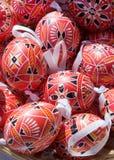 Eggs, Easter market, Prague, Czech republic Royalty Free Stock Photography