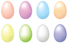 Eggs for Easter Royalty Free Stock Photography