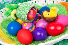 Eggs for Easter Royalty Free Stock Photos