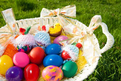 Eggs for Easter Stock Image