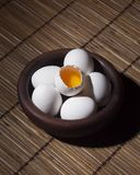 Eggs, Food, Fresh, Natural Food Stock Photography