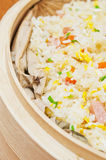 Eggs Fried rice Stock Photos