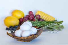 Eggs, Royalty Free Stock Image