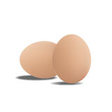 Eggs Illustration Royalty Free Stock Images