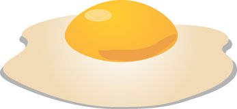 Eggs illustration Royalty Free Stock Image