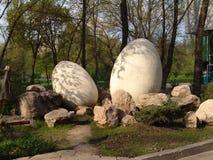 Eggs of Kharkov Stock Photos