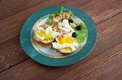 Eggs Neptune Stock Photo