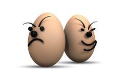 Eggs No.11 Royalty Free Stock Image