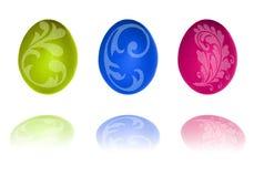 eggs ornamental Стоковое Изображение