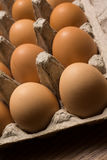 Eggs poultry concept. Stock Photo