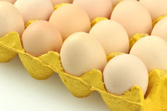 Eggs for sale Royalty Free Stock Image