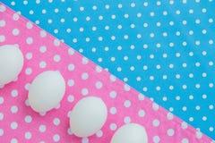 Eggs theme Royalty Free Stock Image