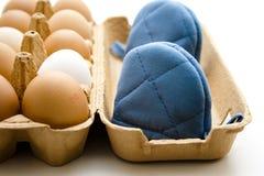 Eggs Wärmer Lizenzfreies Stockfoto
