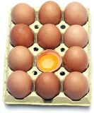 Eggs4713 Images libres de droits