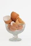 Eggshels 免版税库存图片
