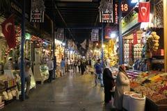 Egipcjanin Basar w Istanbuł jest jeden wielcy pikantność rynki, Turcja Zdjęcia Stock