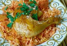 Egipcjanin Faatah Rice Fotografia Stock