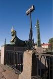 Egipcjanina most sfinks obrazy royalty free